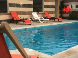 Hotel fotoğraf: استراحات - رواد المقاييس