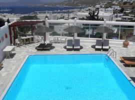 Hotel photo: Anastasios Sevasti