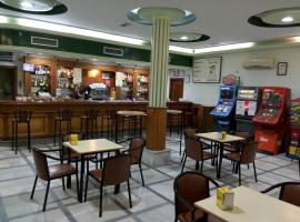 Hotel near אבורה