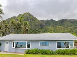 Photo de l'hôtel: Gorgeous Beachfront North Shore Home