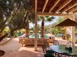 Hotel photo: Villa Baboucha
