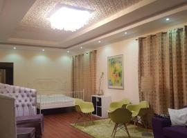 A picture of the hotel: A Modern, Spacious, pet friendly home