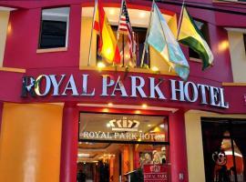 Hotel photo: Hotel Royal Park