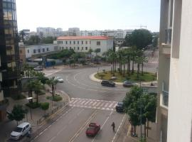 Hotel photo: Boulevard Abdellatif Ben Kaddour quartier racine trangle d'or