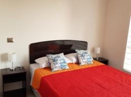 A picture of the hotel: Premium Departamento Santiago Centro