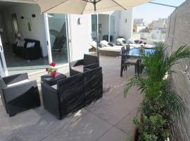 Hotel photo: Luxury Penthouse Central Sliema