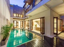 Hotel photo: White Lotus Villas Seminyak