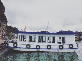 Hotel photo: Smiley boat