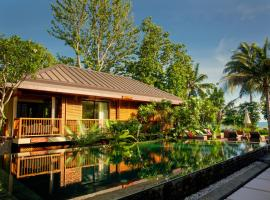 Hotel near Seychely