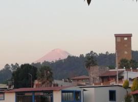 Hotel near פואבלה