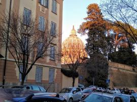 Hotel photo: Tra la Cupola di San Pietro e i Musei Vaticani