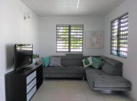 A picture of the hotel: Urban Terrace Apartment in San Juan