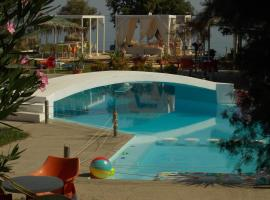 Hotel Photo: Hippokratis Apartments