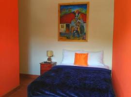 Hotel near Matagalpa