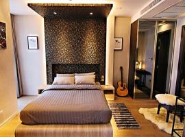 Hotel photo: Luxurious & Romantic in the Heart of BKK#H MRT/BTS!