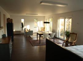 A picture of the hotel: Spacious Studio minutes away Kirchberg & Lux Airport