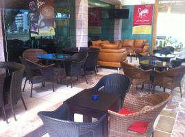 Hotel near השטחים הפלסטיניים