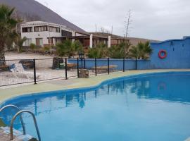 Hotel near Paraguay