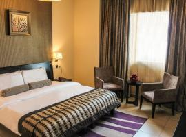 Hotel photo: TIME Dunes Hotel Apartments Oud Metha