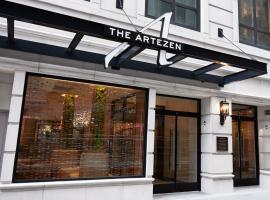 Hotel photo: Artezen Hotel