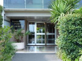 Hotel Foto: Studio Port St Laurent