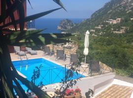 Hotel photo: Ermones Ruby Villa