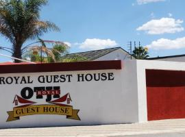 Hotel fotografie: Otjiroyal Guest House