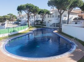 호텔 사진: Apartamento Costa el Castillo con piscina y parking