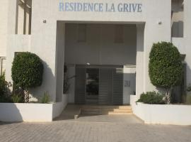 Hotel photo: Appartement Haut Standing a Hammamet - Tunisie
