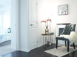 酒店照片: Laurier Suites - Downtown Modern Apartment (Free Parking)