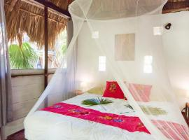 Hotel photo: Jungle Beach Little House Upper Room