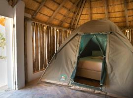 Hotel fotografie: okapika camp