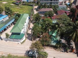 Hotel photo: Beach club Naturopath Center