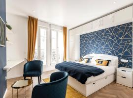 Hotel near Reims