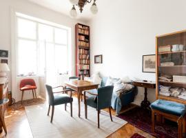 Hotel photo: Nostalgische Wohnung in Grünruhelage, direkte Anbindung ins Zentrum