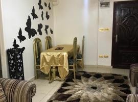 Hotel near Kafr ad Dawwar