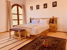 Hotel photo: Kasbah Isfoula and Spa