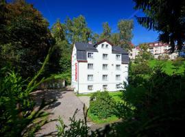 Hotel near Liberec