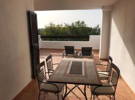 Hotel photo: Luxury apartment set in Doña Julia Golf Course
