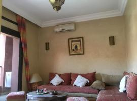 Hotel photo: Appartement Caprice Palace