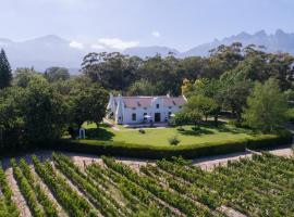 होटल की एक तस्वीर: Andreas Country House