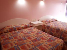 Hotel photo: Basic Hotel en Rosarito