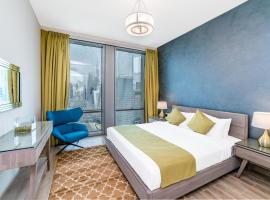 Hotel photo: Vacationbay - Dubai Water Canal View Al Habtoor City
