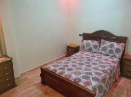 Hotel Photo: Appartement Meknes Botiphar