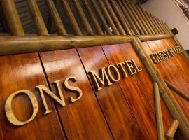 Hotel near Mahébourg
