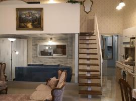 Хотел снимка: Unique baroque style flat