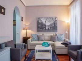 酒店照片: Cute and quirky 3bed 2min to tube in Retiro