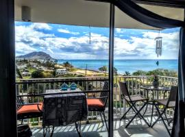 Hotel photo: Pokai Bay Penthouse Studio