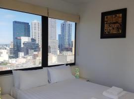 Hotel near Melbourne