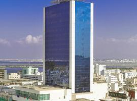 Hotel photo: El Mouradi Hotel Africa Tunis